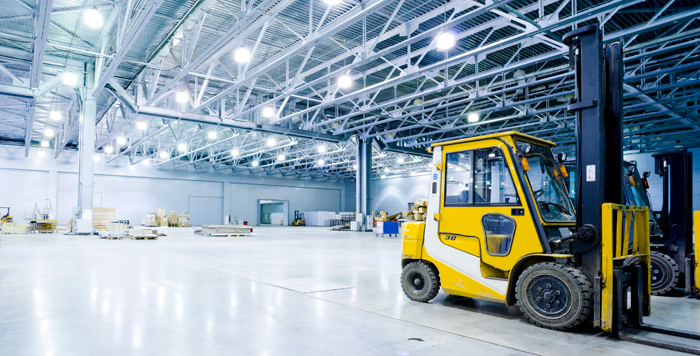 electric forklift rental Toledo, OH