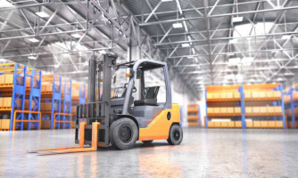 electric forklift rental Detroit