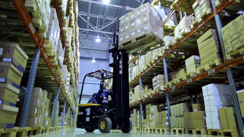 order picker rental Toledo