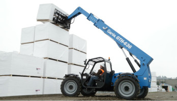 telehandler forklift rental Minneapolis